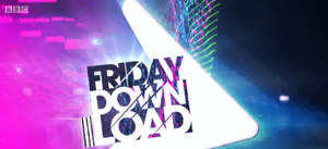 Friday Download - Title card for Series 9 (2015)