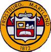 Official seal of Frostburg, Maryland