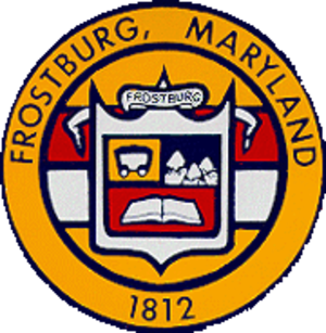 Frostburg, Maryland - Image: Frostburg md seal