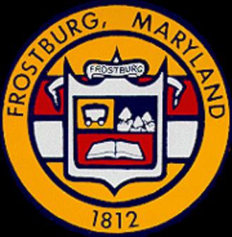 Frostburg, Maryland - Image: Frostburg md seal