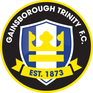 Gainsborough Trinity F.C. - Image: Gainsboroughtrinityf c
