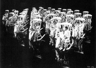 Gold Diggers of 1937 - A Busby Berkeley production number from Gold Diggers of 1937.