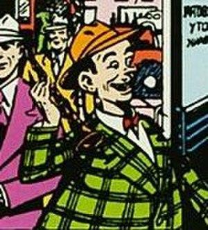 Prankster (comics) - Image: Golden Age Prankster
