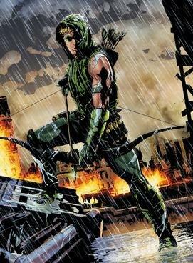 Green Arrow (The New 52 version)