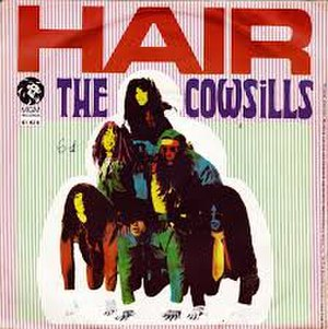 Hair (Hair song) - Image: Hair The Cowsills