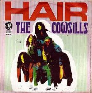 Hair (Hair song) - Image: Hair The Cowsills