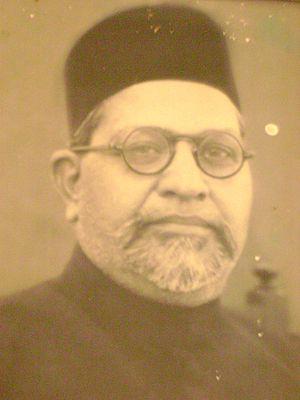 Qazi Mir Imdad Ali - Image: Haji Mohammad Yasin