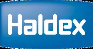 Haldex Traction - Image: Haldex Traction AB Logo