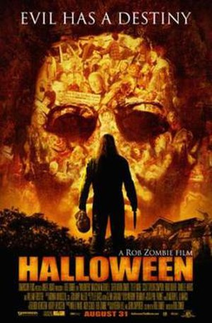 Halloween (2007 film) - Theatrical release poster