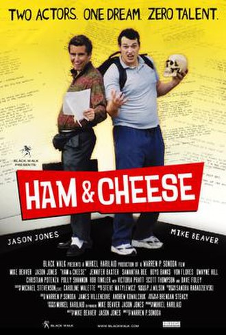 Ham & Cheese - Theatrical release poster