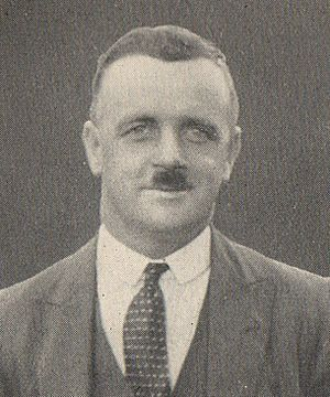 Harry Curtis (football manager) - Curtis pictured in 1926.