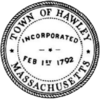 Official seal of Hawley, Massachusetts