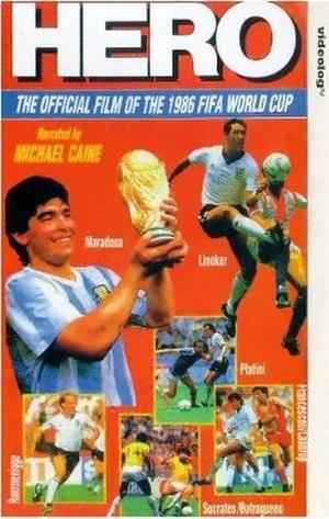 Hero (1987 film) - Hero DVD/VHS Cover