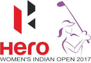 Hero Women's Indian Open - Image: Hero Women's Indian Open logo