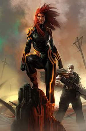 Hope Summers (comics) - Image: Hopeadult