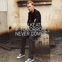 Ronan Keating — If Tomorrow Never Comes (studio acapella)
