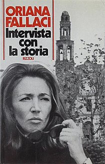 <i>Interview with History</i> book by Oriana Fallaci
