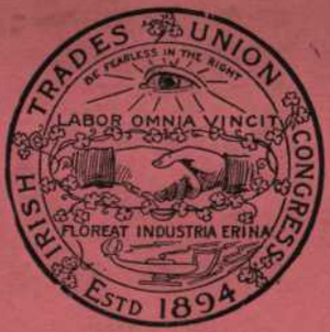 Irish Trades Union Congress - Image: Irish Trades Union Congress logo