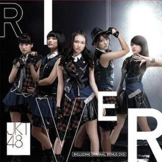 River (AKB48 song) - Image: JKT48River REG