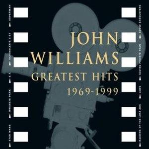 John Williams Greatest Hits 1969–1999 - Image: JW Greatest Hits