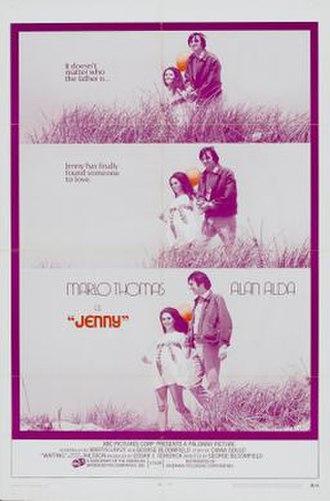 Jenny (1970 film) - Image: Jenny Film Poster