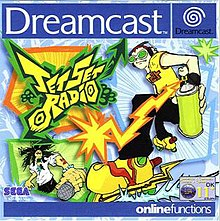 Jet Set Radio - Wikipedia