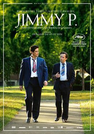Jimmy P: Psychotherapy of a Plains Indian - Film poster
