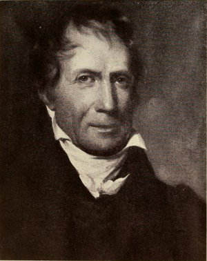John Keating (soldier, land developer) - John Keating, undated, from the biography by his great-grandson