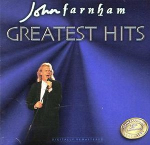 Anthology 1: Greatest Hits 1986–1997 - Image: John farnham greatest hits 1999 retail cd front