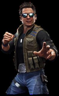 Johnny Cage Mortal Kombat character