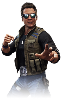 Johnny Cage Wikipedia