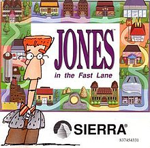 Jones no Lane Rápido CD Cover.jpg