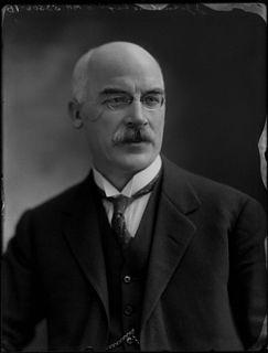 Joseph Johnstone British politician