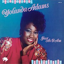 Just as I Am (Yolanda Adams album - cover art).jpg