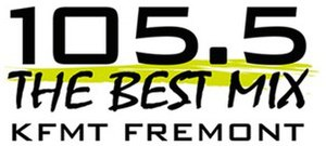 KFMT-FM - Image: KFMT 105.5The Best Mix logo
