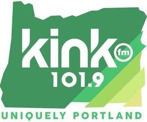 KINK - Image: KINK 101.9FM logo