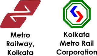 Kolkata Metro Rapid Transit System in Kolkata, West Bengal, India