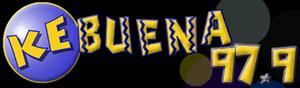 """KZTB - Previous """"Ke Buena"""" branding"""