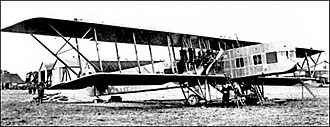 Kennedy Giant - The prototype aircraft