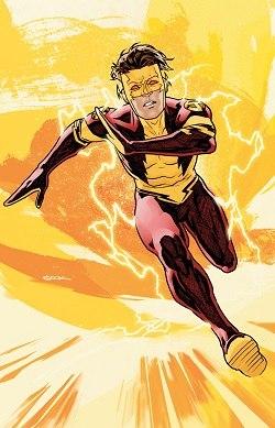 Kid Flash (Bart Allen) The New 52