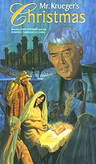 Mr. Krueger's Christmas - Image: Krueger Poster