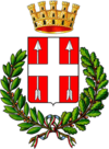 Coat of arms of Lanzo Torinese