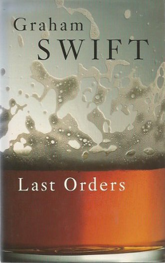 Last Orders - First edition cover