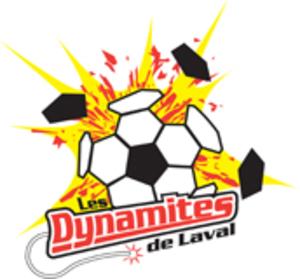 Laval Dynamites - Image: Lavaldynamites