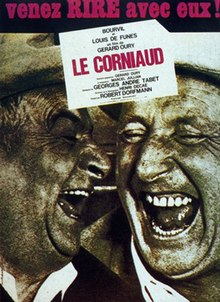 Le Corniaud (movie poster).jpg