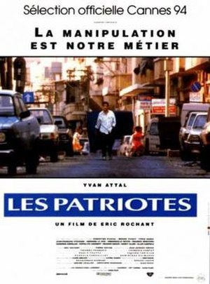 The Patriots (film) - Image: Les Patriotes poster