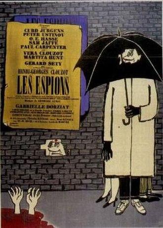 Les Espions - Image: Lesespions