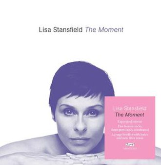 The Moment (Lisa Stansfield album) - Image: Lisa Stansfield The Moment 2015 reissue