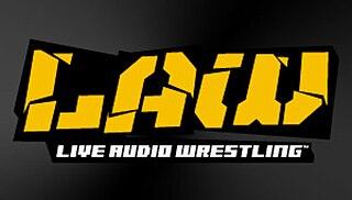 <i>Live Audio Wrestling</i> Canadian sports radio talk show