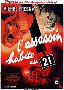 Ubica Stanuje U Broju 21 (1942)